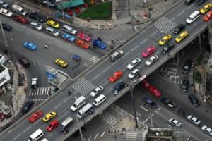 Samochodowy algorytm może szybko rozwiązać problem korków