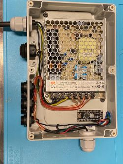DIY Arduino Nano i diody WS2812B na choinkę - zmiany
