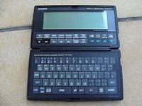 Organizer Casio SF7500 64KB (eng) (esp) instrukcja obs�ugi.