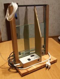 Wytrawiarka z termostatem i minutnikiem