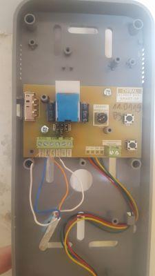 Domofon analogowy Smart 5P 4,5,6 żył Cyfral - jak podlaczyc
