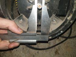 Jakie kolo pasowe do silnika od hydroforu.