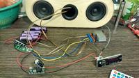 Budowa przenośnego głośnika Bluetooth