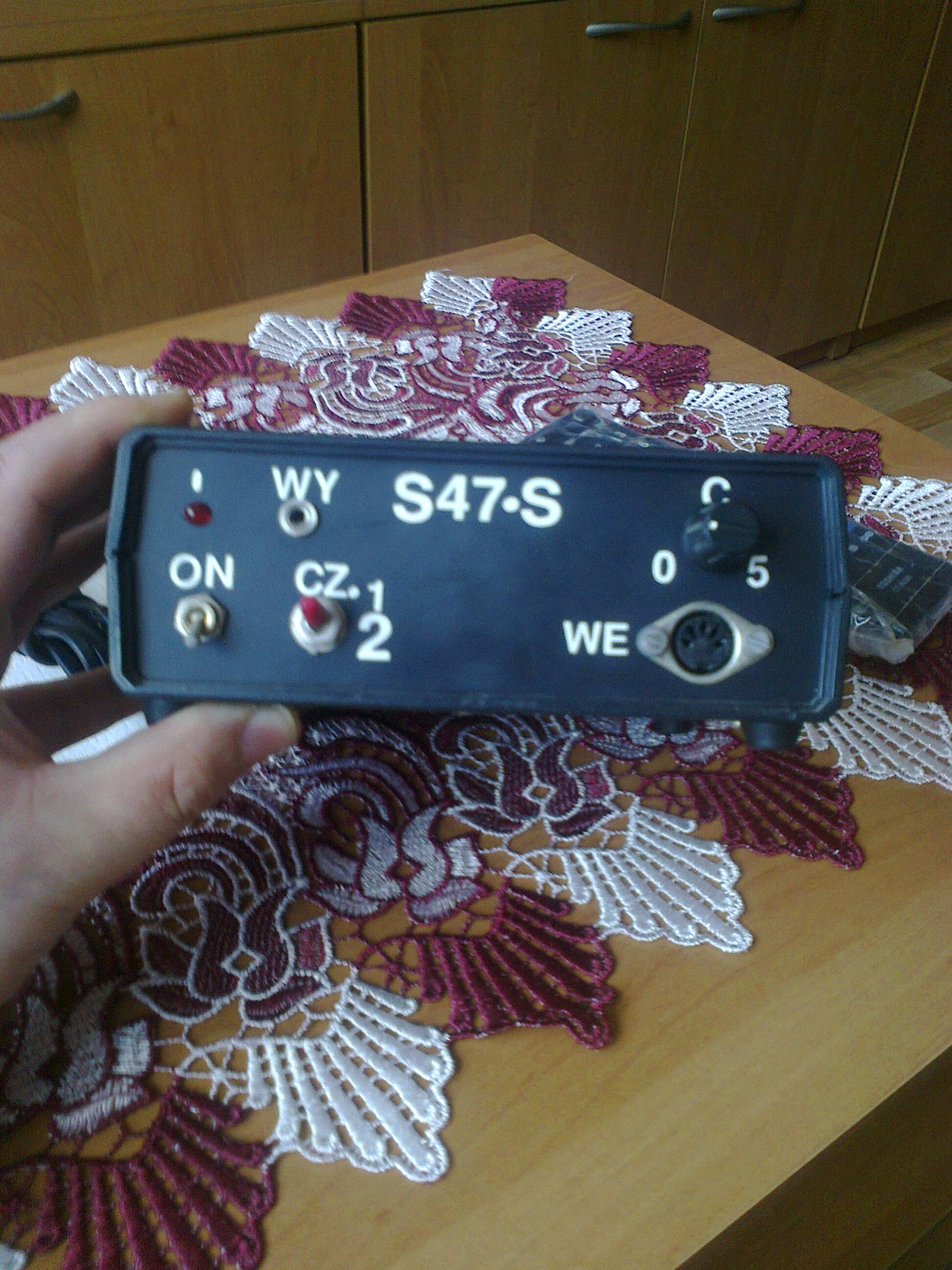 PW8040 - Niepoprawnie dzia�aj�cy balans.