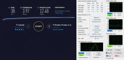 Antena LTE do Huawei B525s - T-Mobile
