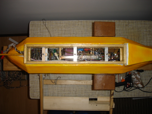 Urządzenie do badań podwodnych