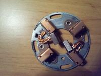 Uszkodzony rozrusznik - Fiat Ducato 2.8 JTD