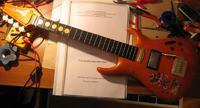 Gitara/kontroler do Frets on Fire