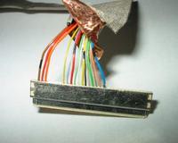Adapter matrycy - 20pin -> 30pin Można zrobic ?? Można :D
