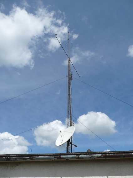 Jak macie zamocowane anteny bazowe??