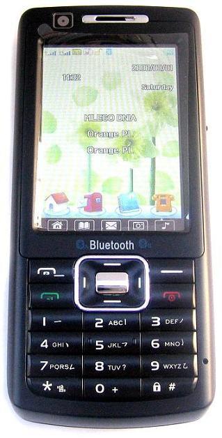 MyPhone 6690 Dual Sim 2 karty SIM z dotykowym ekranem TFT 2.