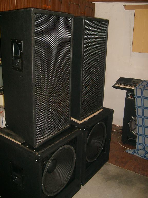 Zestaw nagłosnieniowy 2,4kW Miruś~sound