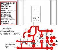 Wzmacniacz na tranzystorach by Sebxx (v1.0)