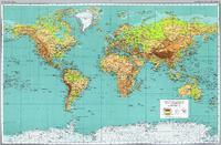 Mapa polityczna swiata. Pilne.
