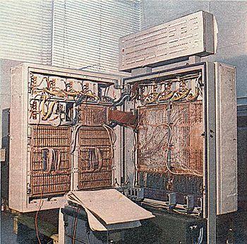 W Lublinie wyłączono ostatni polski komputer Odre 1305
