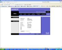Dziwny problem Linksys WAG200G oraz GIGASET A580IP