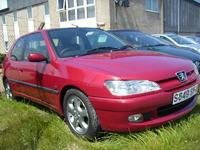 Peugeot 306 XSi 2.0 1998r Anglik