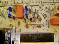 Zmywarka Bosch SGI 4902/07 spalił się drugi triak