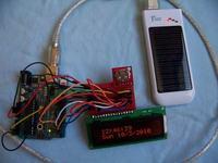 Stacja pogodowa i termostat na Arduino.
