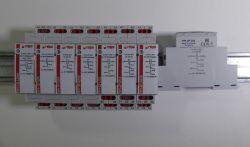 Przekaźniki elektromagnetyczne instalacyjne Relpol seria RPI - część I
