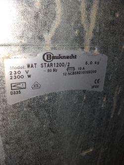 [Kupię]Szukam modułu Bauknecht WAT STAR1200/2