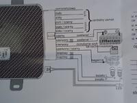 Opel Vectra B - podłączenie sterownika centr. zamka Noxon T5