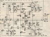 Eltron 100u - Brak sygnału , za duży prąd ?