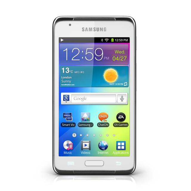 Samsung Galaxy S WiFi 4.2 odpowiednik iPoda Touch