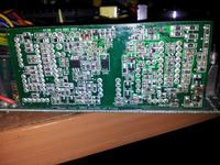 Chieftec model: CFT-1200G-DF - Nie podaje żadnego napięcia milczy.