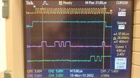 STM32F0 - EEPROM 93LC86C Co� nie dzia�a.