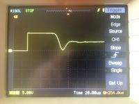 Sterownik diody laserowej lm358