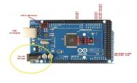 stabilizator 5v podaje 9v na arduino