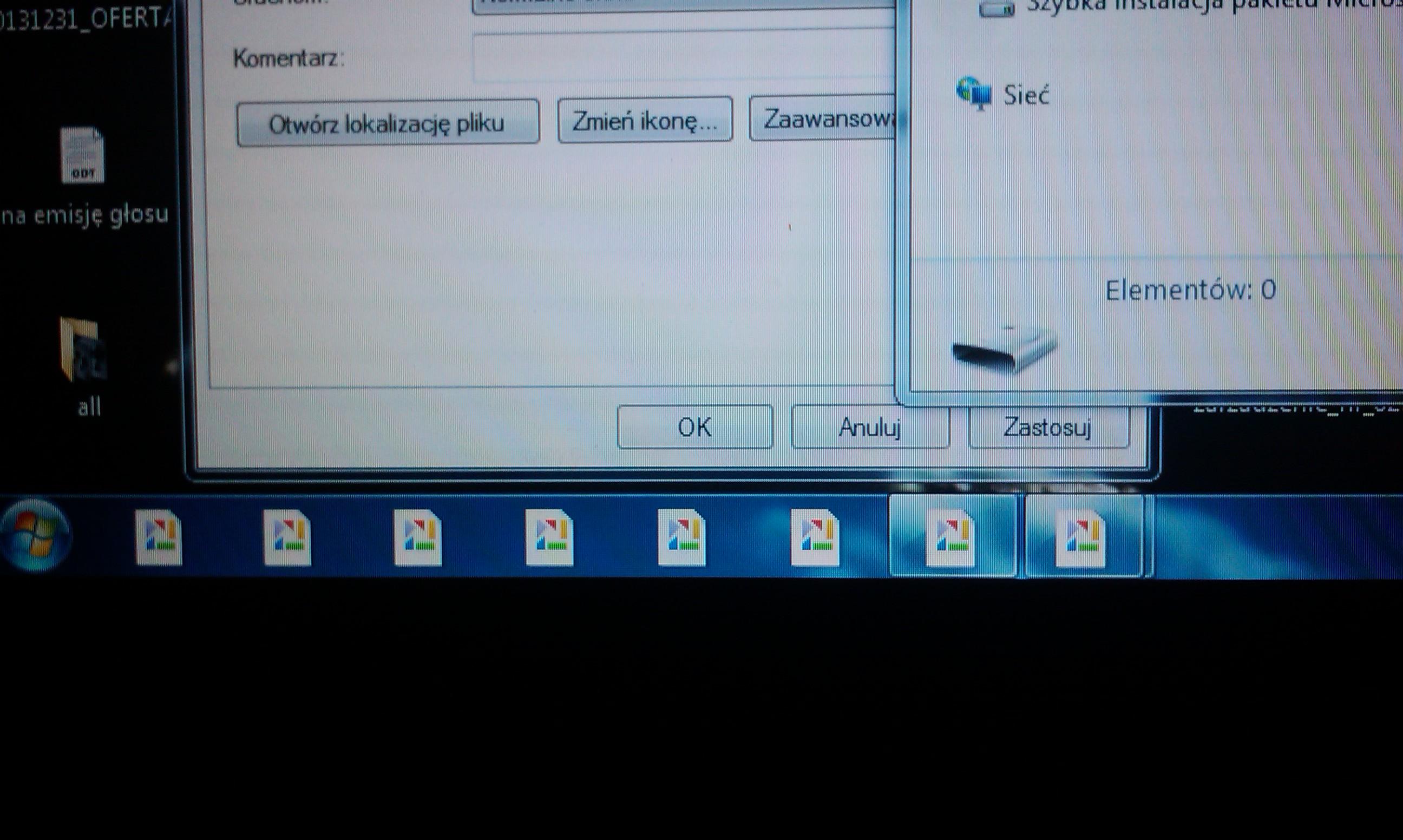 Zawirusowany system - skojarzenia plik�w nie dzia�aj�.