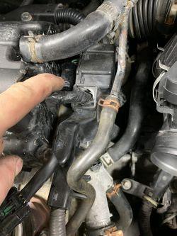Honda Civic mk9 po wymianie aku samochód nie zapala i pokazuje błędy