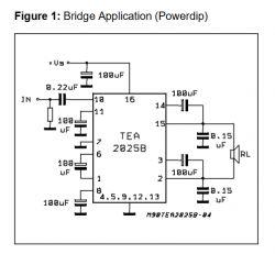 Robię wzmacniacz na układzie BT2025BH - możliwe są zmiany?