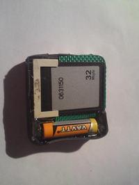 Mikro ściąga - czytnik dokumentów z karty pamięci SD lub MMC