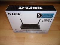 [Sprzedam] Dwa routery D-LINK neostrada netia kablówka 300Mbit - gwarancja