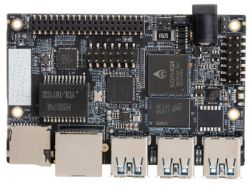 Edge - płytka prototypowa z BM1880 (RISC-V)