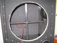 Subwoofer STX na głośniku SW.STX.15.3.800.4.F.A.MC