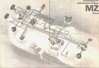 Mz Ts 250 1980r. - nowa elektryka i dalej co� nie dzia�a.