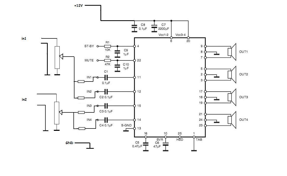 ...TDA7388 TDA7388.pdf описание TDA7394 TDA7394.pdf покупка наложенным платежом TDA7396.