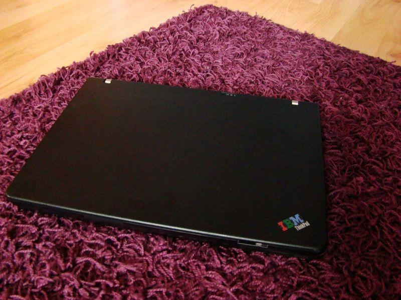 [Sprzedam] IBM ThinkPad Z61p C2D 2x2GHz, ATI FireGLv5200, 4GB
