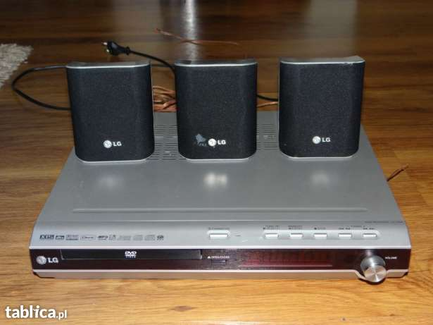 [Sprzedam] DVD LG model LH-T250