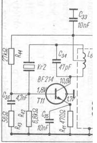 miernik częstotliwości km401 jak zmodyfikowac wejscie?