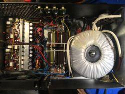 Estradowa końcówka mocy na dx1000