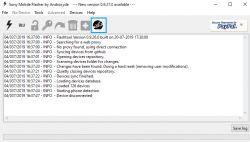 Xperia Companion - naprawa oprogramowania w telefonach SONY