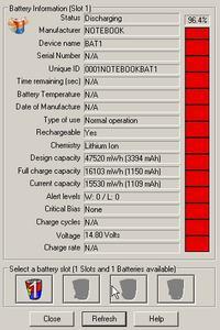 NTT Corrino 617SU regeneracja czy wymiana baterii