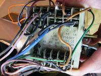 Pralka Miele W433, podłączenie programatora