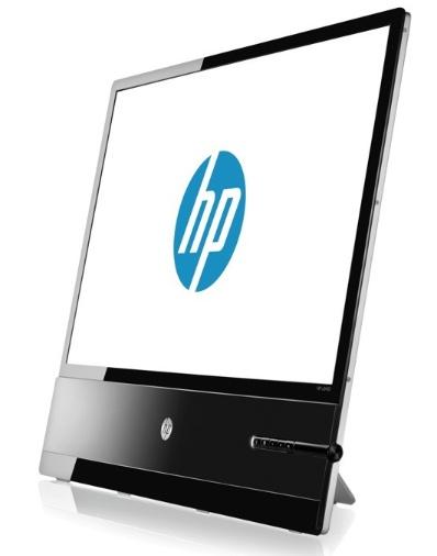 HP x2401 Slim - supercienki monitor komputerowy Full HD LED