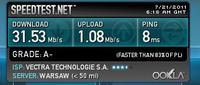 Prędkość Wifi, jak poprawić